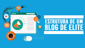 A estrutura do Blog
